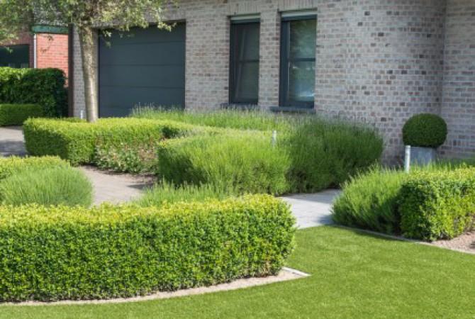 kunstgras/tuin