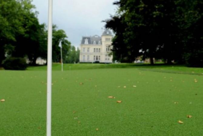 kunstgras/golf